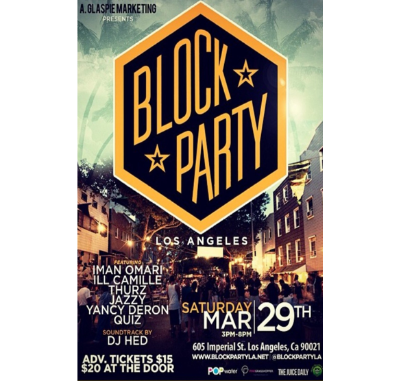 Block Party Concert Series | Official Website