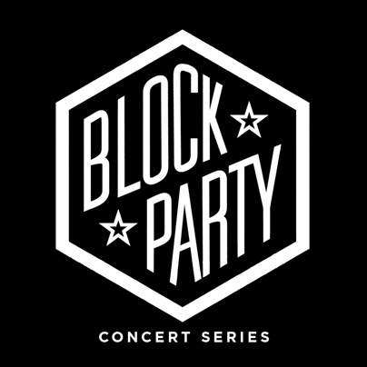 Block Party Concert Series Logo